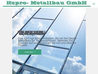 Hepro- Metallbau GmbH