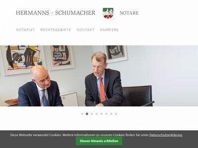 Notare Hermanns + Schumacher Dres.