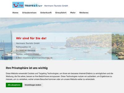 Herrmann Touristic GmbH Reisebüro
