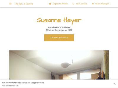 Susanne Heyer Schneiderei