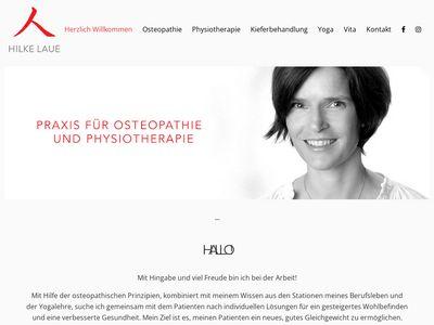 Physiotherapie Kinderyoga Osteopathie