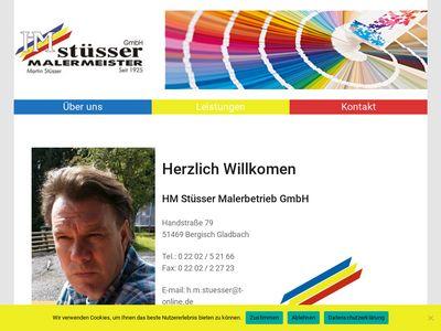 Stüsser Malerbetrieb GmbH