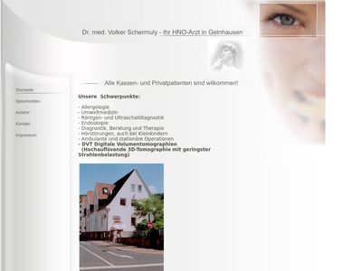 Dr. med. Volker Schermuly HNO-Arzt