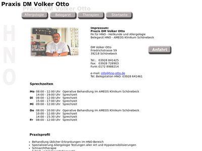 DM Volker Otto