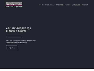 Hölz K. Dipl.-Ing.(FH) Architekt
