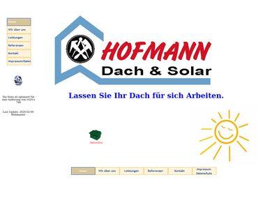 Hofmann Dachdeckermeister