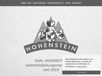 Karl Hohenstein GmbH