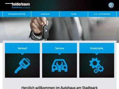 Autohaus am Stadtpark Holderbaum GmbH
