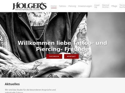 Holger's Tattoo & Piercing Studio Rheine