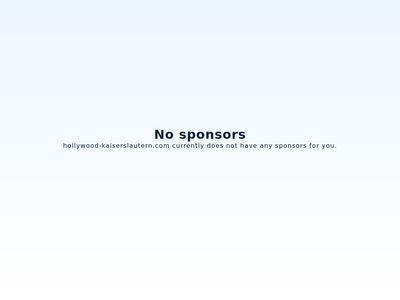 Hollywood Kaiserslautern