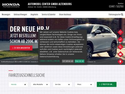 AC AUTOMOBIL-CENTER GmbH