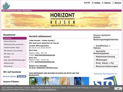 Horizont Reisen Reisebüro
