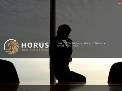 Horus Sicherheit und Service