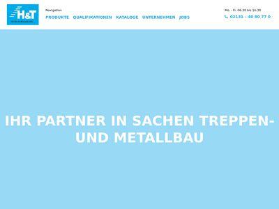 H & T Treppen- und Metallbau GmbH