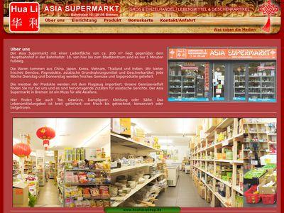 Hua Li Asia Shop