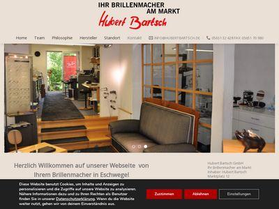 Bartsch Hubert Augenoptik