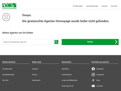 LVM Versicherung Manfred Hundrieser