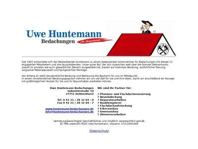 Bedachungen Uwe Huntemann