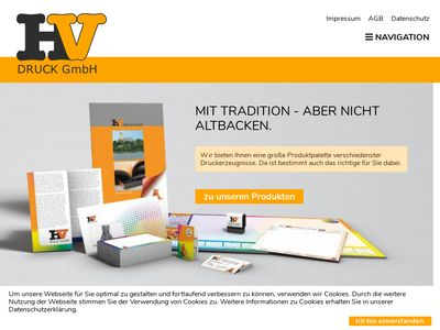 HV Druck GmbH