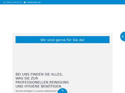 Hyfagro - Hygienefachgrosshandel