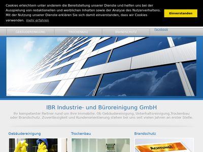 IBR Industrie u. Büroreinigungs GmbH