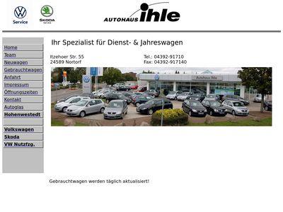 Autohaus Ihle GmbH