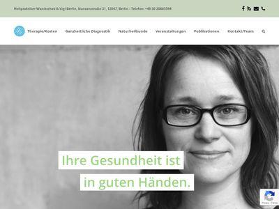Heilpraktiker Wanitschek & Vigl Berlin