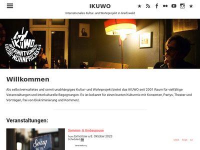 IKUWO (Internationales Kultur- und Wohnprojekt)