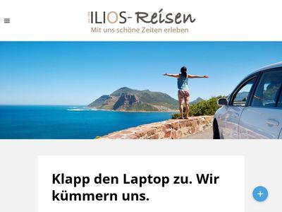 Ilios Reisen