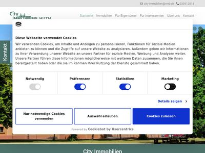 City-Immobilien Huth