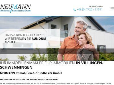 NEUMANN Immobilien & Grundbesitz GmbH