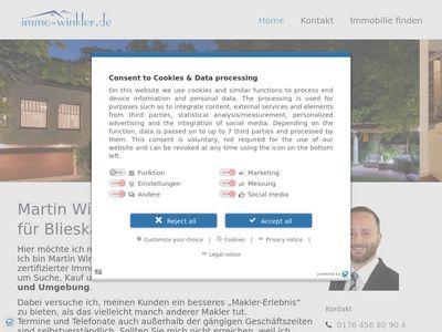 Immobilien Sonja Winkler