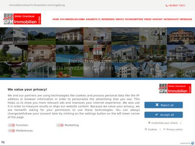 GFH Immobilien GmbH Stefan Grandauer