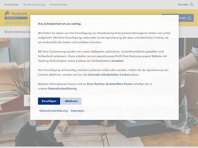 Postbank Immobilien GmbH Til Menzel