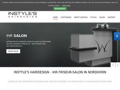 Instyles Hairdesign Peter Wüstenbecker