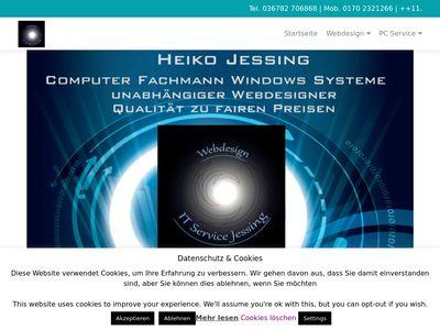 Webdesign und IT Service Jessing