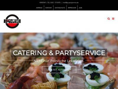 Jaworski Catering & Partyservice Wuppertal