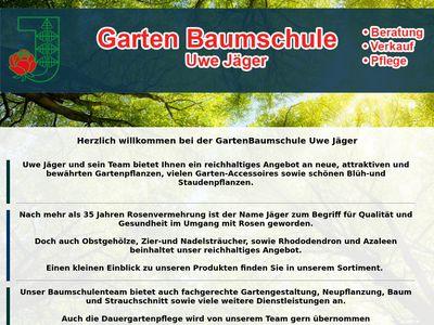 Uwe Jäger Gartenbaumschule