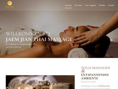 Jaem Jian Thai Massage Trier