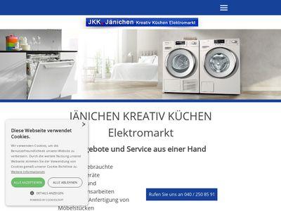 Jänichen Kreativ Küchen / Elektromarkt