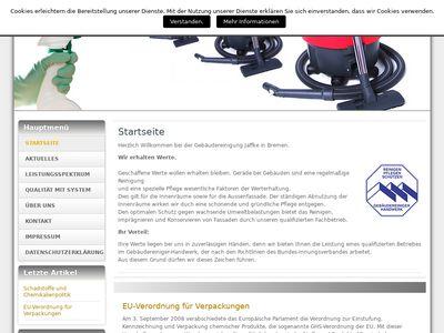 Gebäudereinigung Jaffke GmbH