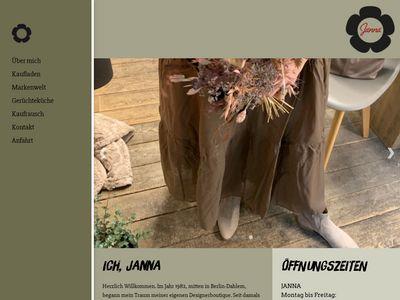 Janna Mode & Schönes