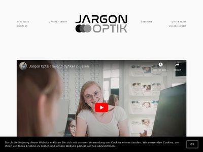 Jargon Optik