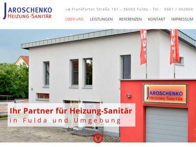Jaroschenko GmbH & Co. KG