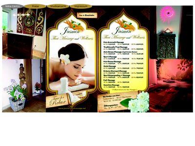 Jasmin Thai- Massage & Wellness