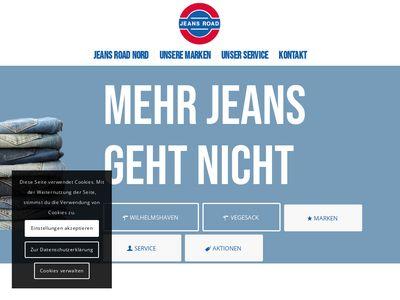 Jeans Road Nord/ Wilhelmshaven