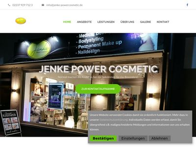 Jenke Power Cosmetic
