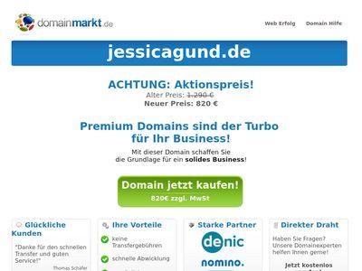 Jessica Gund Friseurmeisterin