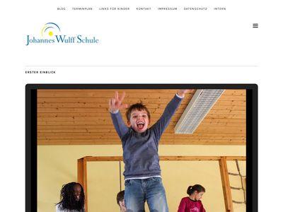 Johannes Wulff Schule