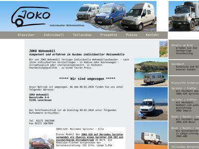 JOKO Wohnmobil